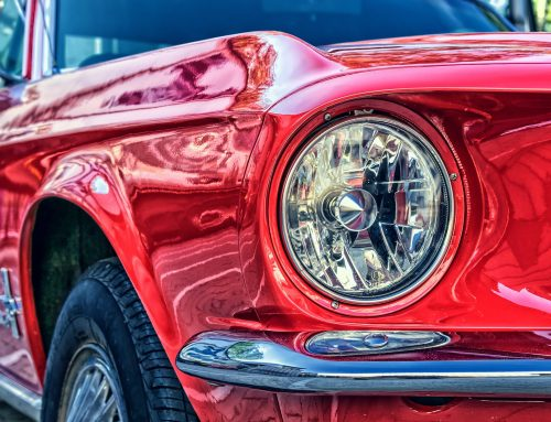 How Spring Can Damage Your Car Paint | Auto Body Repair Specialists