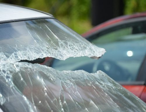 Acting Fast With A Cracked Windshield | Las Vegas Auto Body Shop