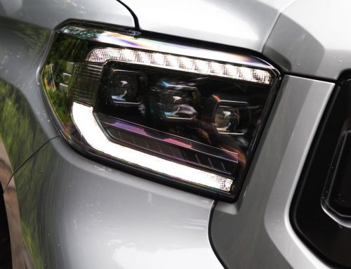 Why Are My Headlights Cloudy? | Sudden Impact Auto