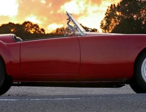5 Signs You Need New Auto Body Paint